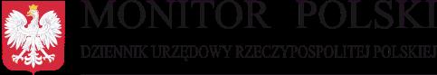 link do Monitor Polski - Dziennik Urzędowy Rzeczypospolitej Polskiej
